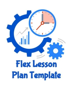 Flex Lesson Plan Template